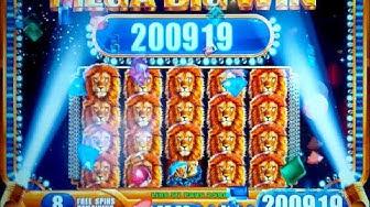 JACKPOT HANDPAY! King of Africa Slot - $10 Max Bet!