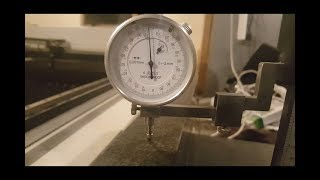 CNC machine made out of granite - part 2