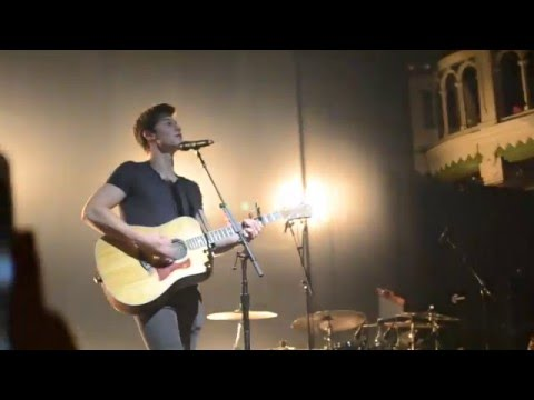 Shawn Mendes - The Weight [Amsterdam,...