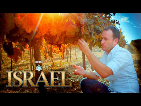 """I AM ISRAEL"" Clip - Vineyards of Judea and Samaria"