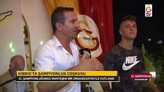 21.Şampiyonluk Kutlamaları - Kıbrıs