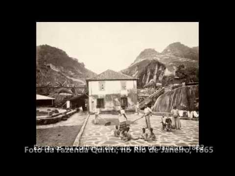 10 fotos do Brasil colonial