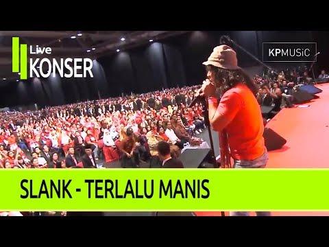 HEBOH !!! KONSER SLANK BARENG JOKOWI - TERLALU MANIS LIVE HONGKONG