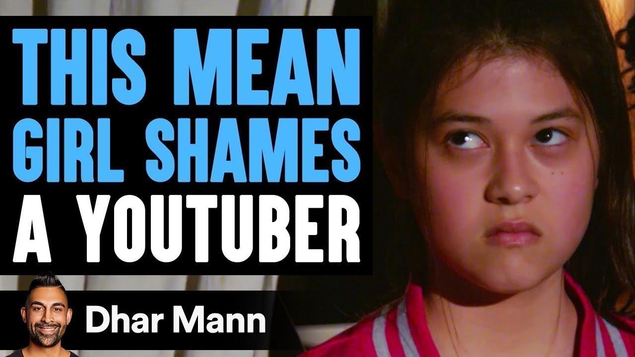Download Mean Girls Shame YouTuber ft. Cole Labrant   Dhar Mann