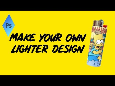How To Make Your Own Bic Lighter Designs