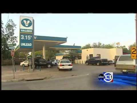 Houston Texas Gas Station Shooting