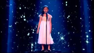 ARISXANDRA LIBANTINO - BRITAIN'S GOT TALENT 2013 FINAL PERFORMANCE