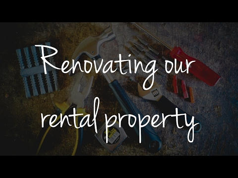 Renovating Our Rental Property + Singing In Home Depot!