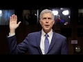 Fmr. US AG Mukasey on Judge Gorsuch's confirmation hearing