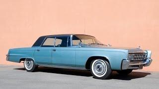 #656. Легендарные автомобили - Chrysler Imperial Crown