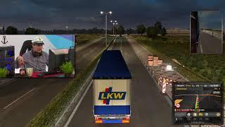 г-н КАПИТАН DonKotva е обратно в ЕКШЪНА! (Euro Truck Simulator 2)