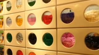Visite au LEGO Store de Bordeaux !