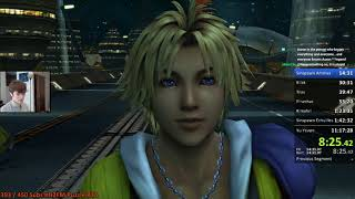 [PS4] Final Fantasy X Speedrun in 10:50:57