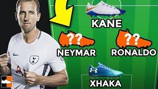 Nike's New Limited Editions! Neymar, Ronaldo & Kane Boot News...