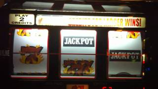777 Double Jackpot $1 Slot Machine