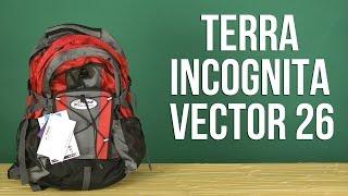 Розпакування Terra Incognita Vector 26 Червоний