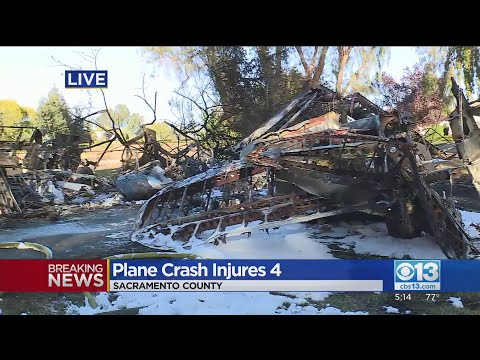 Plane That Crashed In Wilton Was 1 Of 3 Of Its Kind In US
