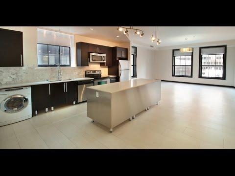 Milano Lofts Apartments - Financial District Los Angeles - 1 Bedroom - Floorplan D3