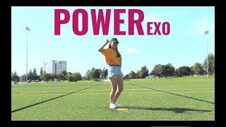 figcaption EXO (엑소)_POWER_ Lisa Rhee Dance Cover