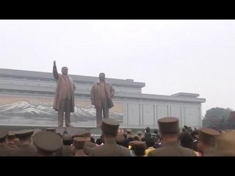 أخبار عالمية | #كوريا_الشمالية تحتفل بالذكرى السنوية لتأسيس حزب العمال الحاكم  - 11:22-2017 / 10 / 10
