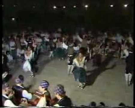 Jota en la que Quique pierde las alpargatas, Chipre 1986