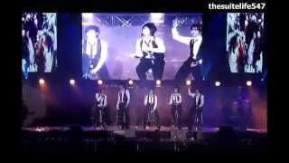 Ss501 - Stand By Me [story Of Ss501 Concert] (hangul, Romanization, Eng Sub)