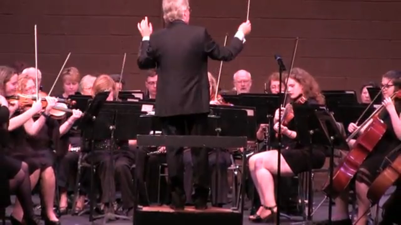 Auburn Chamber Orchestra presents Auburn Pops .::. 4/13/18