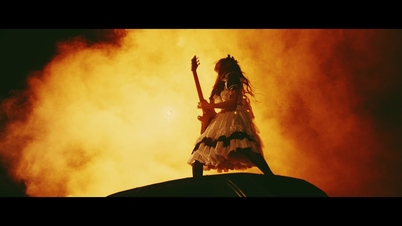 BAND-MAID / Warning! (Official Music Video)