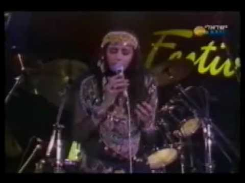 Ofra Haza - Medley (Galbi, Wen Esalam, Ayooma)