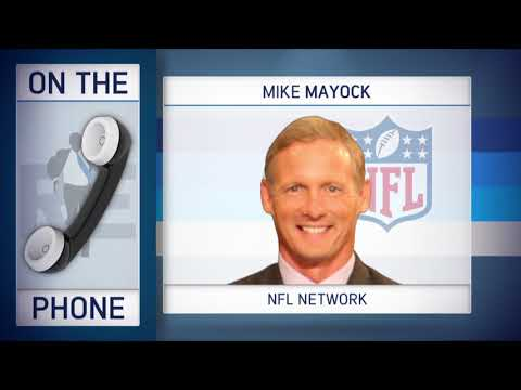 NFL Network's Mike Mayock Talks NFL Draft with Rich Eisen | Full Interview | 4/16/18