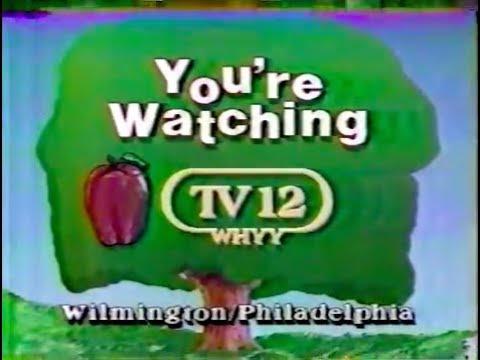 WHYY Kids Program Break (1989 WHYY-TV; Incomplete)