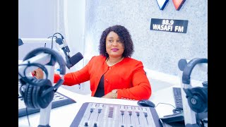 #LIVE : GOOD MORNING NDANI YA 88.9 WASAFI FM - JULY 13, 2020