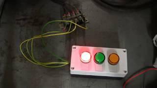 световой индикатор фаз