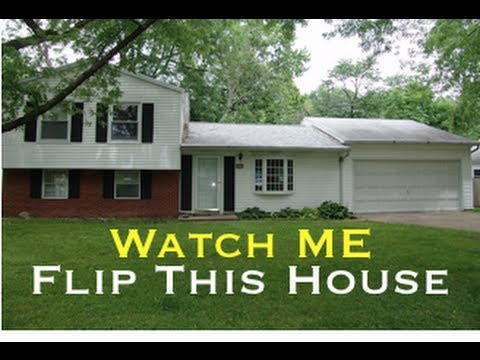 Flipping Houses Watch Me Flip This House YouTube