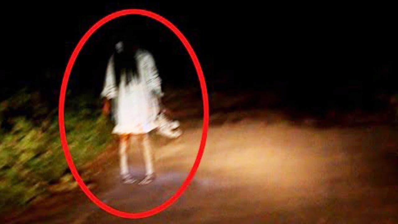 Os 5 Vídeos REAIS de Fantasmas mais Assustadores do Japão!!! (CENAS FORTES!!)