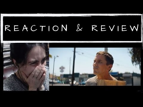 Ford v Ferrari Trailer | REACTION & REVIEW | Cyn's Corner