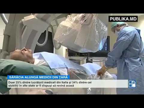 Sărăcia alungă medicii din ţară