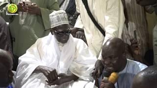 Serigne Mountakha Mbacké khalif Général des Mourides: Ce qui me lie avec le village de Mboul Kaél