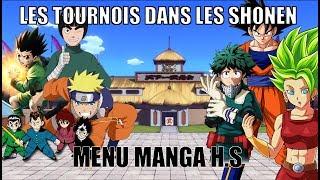 Les Tournois dans les shonen - Menu Manga HS thumbnail