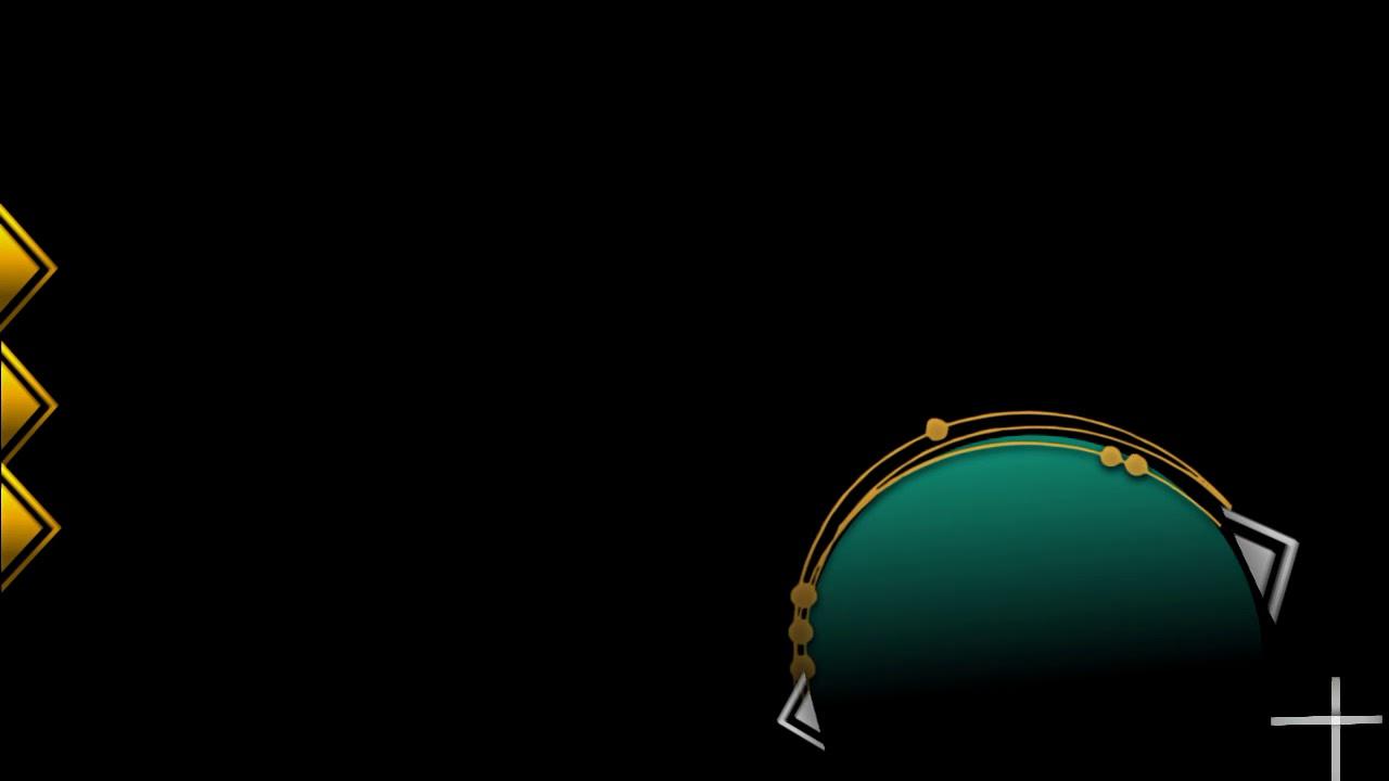 مقاطع اطارات كيوت كات Cute Cut لتصميم العبارات شاشه سوداء بدون حقوق Youtube