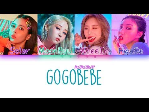 MAMAMOO - Gogobebe |Sub. Español + Color Coded| (HAN/ROM/ESP)