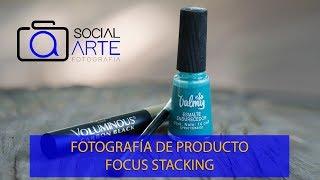 Fotografía de Producto - Focus Stacking