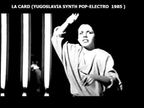 La Card - ... Za Tebe ( 1984 Yugoslavia Electro Synth )