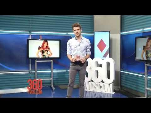 Paula Cháves en #360yvosTV