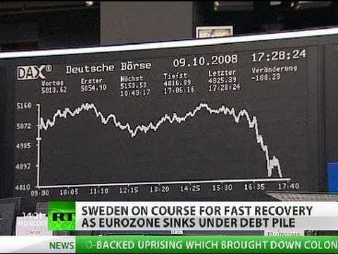 No Euro, No Cry: Swedish krona vs cash chaos