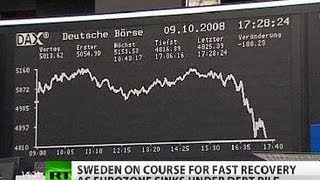 No Euro, No Cry: Swedish krona vs cash chaos