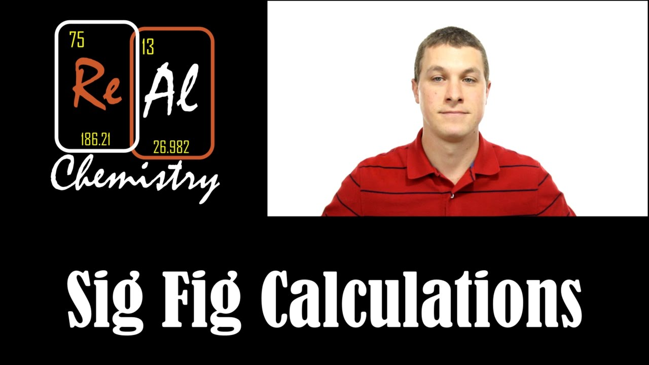 Download Significant Figures and Calculations - Real Chemistry