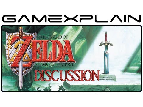 Zelda: A Link to the Past Discussion - Retrospective & 1st Time Impressions (SNES)