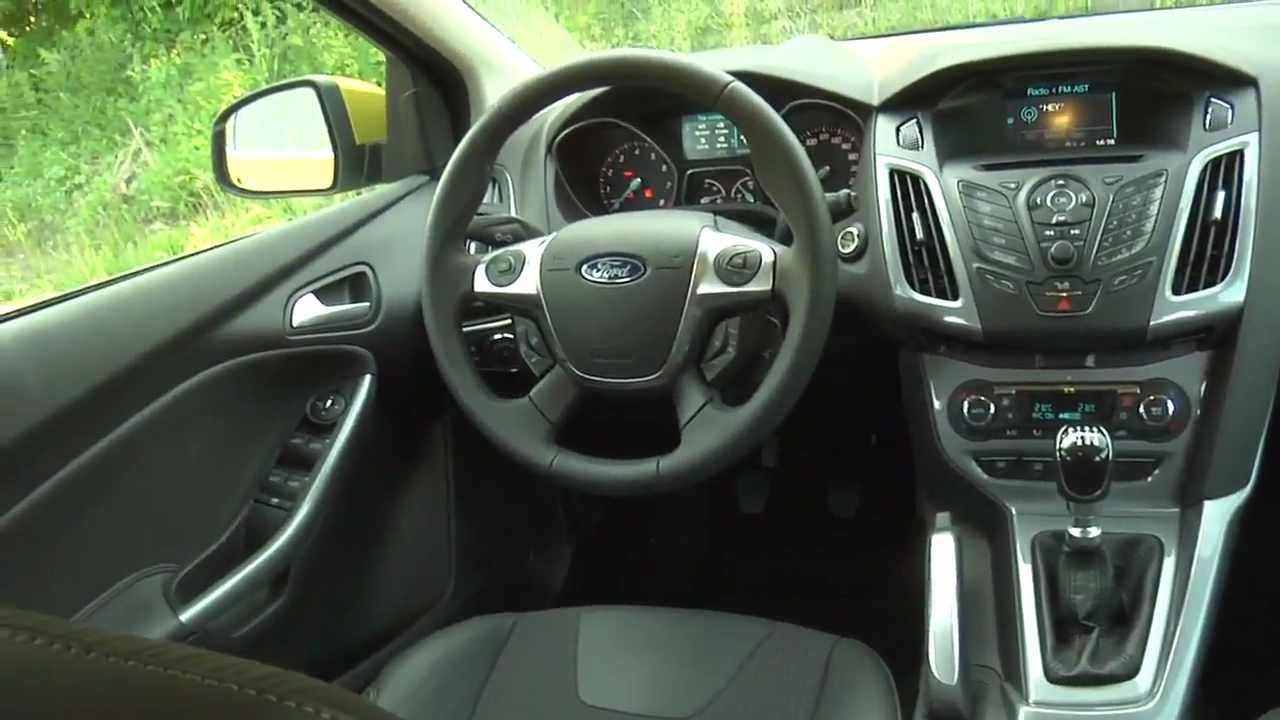 ford focus 1 6 scti ecoboost titanium teszt youtube. Black Bedroom Furniture Sets. Home Design Ideas