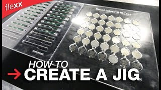 Create A Jig For The Laser | Jig for Laser Cutter | Template for Laser